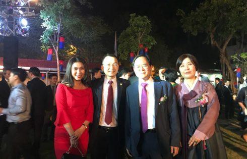 SAM Tuyền Lâm Golf and Resorts tham dự lễ kỷ niệm 4349 năm ngày lập nhà nước Đại Hàn Dân Quốc