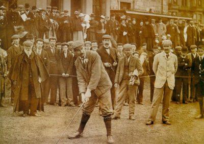 Gậy golf đã hình thành và phát triển như thế nào?