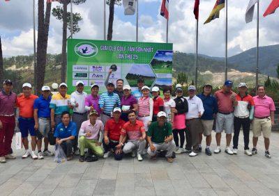 """Hân hạnh chào đón các golfer tham gia  Giải """"CLB Golf Tân Sơn Nhất Lần Thứ 25"""""""