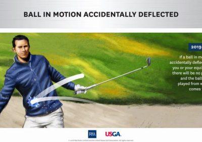 Luật golf 2019 có gì mới? – Kỳ I
