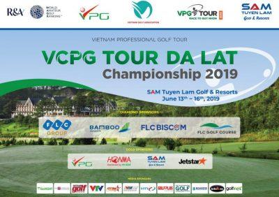50 golfer hàng đầu Việt Nam tề tựu tại SAM Tuyền Lâm Golf & Resorts dự VPGTour Dalat