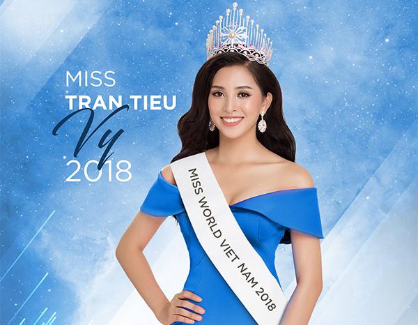 Hoa hậu Việt Nam 2018 Trần Tiểu Vy xác nhận tham dự Giải Golf SAM Tuyền Lâm Championship 2019