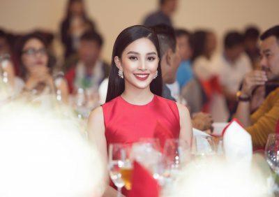 Sự góp mặt của Đại Sứ Thương Hiệu – Trần Tiểu Vy ở giải SAM Tuyền Lâm Championship 2019.