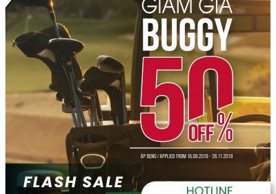 SAM Tuyền Lâm Golf Club tri ân quý golfer nhân dịp cuối năm