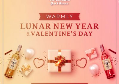 Lunar New Year & Valentine 2021