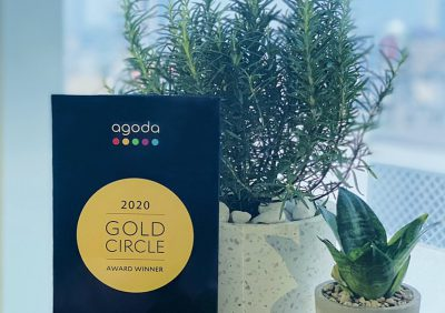 Gold Circle 2020 – Award Winner