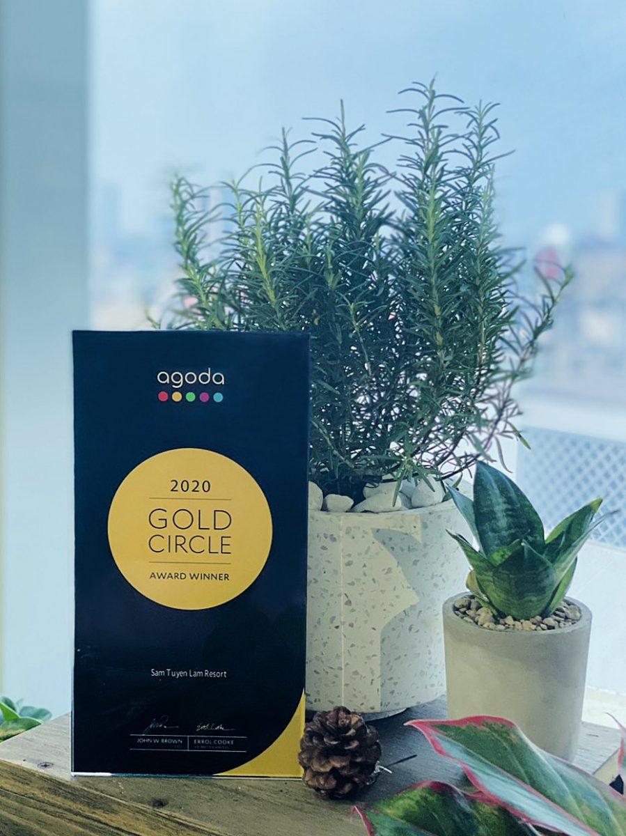 Gold Circle 2020 – Award Winner